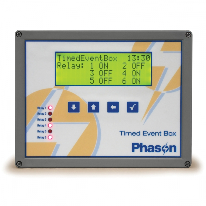 Phason TEB-6 Timed Event Box